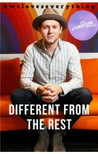 Different From The Rest (Niall Horan AU mature) by kwrloveseverything