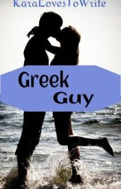 Greek Guy by KaraLovesToWrite