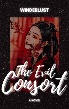 The Evil Concubine by winderlust
