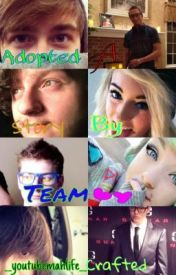 Adopted by Team Crafted by Punkidclifford