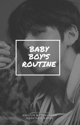baby boy's routine | kooktae