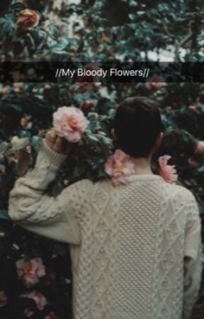 My Bloody Flowers { KLANCE } (Hanahaki Disease AU) [ KeithxLance ]  by lollipop1924
