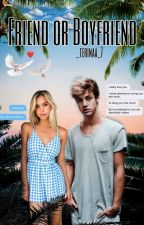 Friend or Boyfriend [Cameron Dallas] (PROBÍHÁ KOREKCE!!) by _terinaa_7