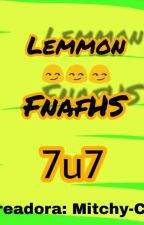 😏Lemmon FnafHS😏 by Mitchy-Cat