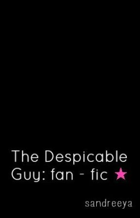 The Despicable Guy Books 1 & 2: KevJe Duo by sandreeya