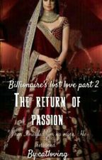 The return of passion (Complete) by catloving