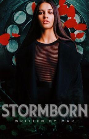 STORMBORN ᐅ DRACO MALFOY by mvltiversed