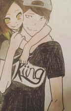 A Kiing Meets His Queen by Weirder_Things06