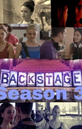 Backstage: Season 3 (officially updating twice a week) by -UnparallelsBackup
