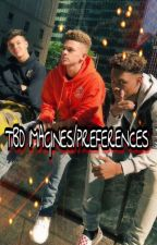 TBD IMAGINES/PREFERENCES  by blessup412