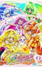 Famous(Glitter force FanFiction) by Lucky_DareDevil
