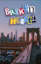 broken heartz  |  jeddy by Ioves-