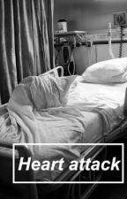 Heart Attack | Joshler.  by _BLUE-E