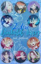 diabolik lovers zodiac by LITTLELUCILASZABO