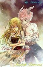 Prince Dragon and Starish Princess by Kim_YuDjun