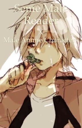Seme male reader x male anime characters - Levi ackerman