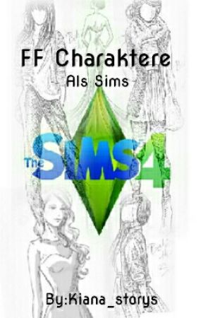 FF Charaktere als Sims  by Kiana_storys