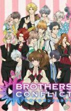 una nueva integrante        *brothers conflict y tu* by azapp25