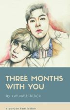 Three Months with You by tohoshinkijeje