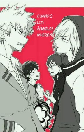 Cuando los ángeles mueren by Senkohime
