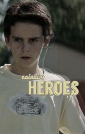 heroes • eddie kaspbrak // it 2017 by nainai19