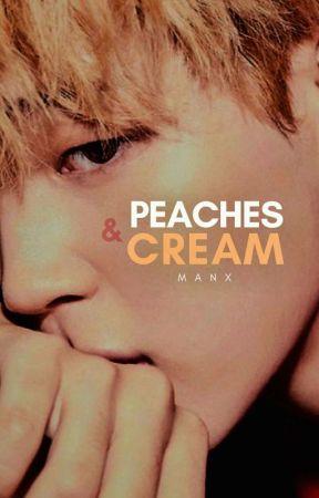 Peaches & Cream by SugaWithThatTae