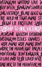 SABINA + VICTORIA ❀ HACK BOOK by VICTORlAN