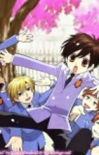 New student at Ouran Highschool by DaiKisecchi