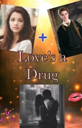Love's a Drug (Cedric Diggory Fan fiction)   by Skropfer_159