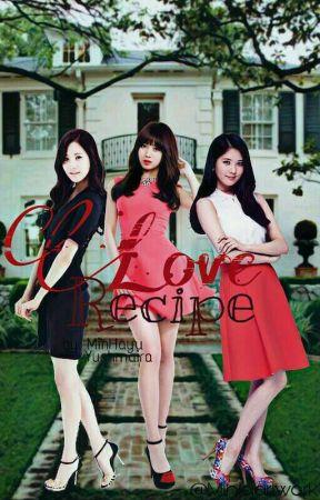 Love Recipe by BTS_ArmySquad