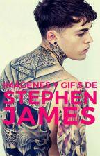 Imágenes y Gif's de Stephen James© by HeladitoStylesAlways