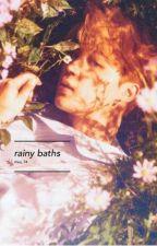 ▪rainy baths ; pjm ▪ by rhea_74