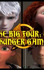 The Big Four: Hunger games by ElviaElvis
