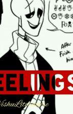 FEELINGS | Gaster x Reader | by VishuLiterature