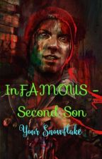 InFAMOUS Second Son - Your Snowflake by Danjuschka
