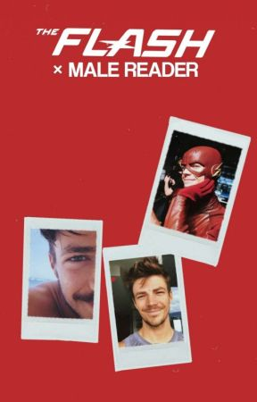 The Flash x Male Reader by HydroComics