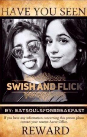 Swish and Flick by eatsoulsforbreakfast