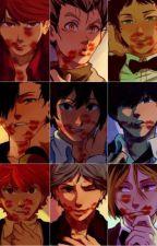 Haikyuu Lemon - X Readers - Character X Character by Haikyuu_Goddess