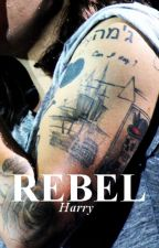 Rebel Harry by haroldish