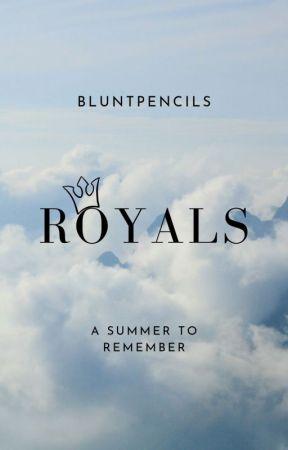 Royals by bluntpencils