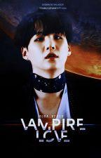 Vampire Love || Min Yoongi by doga_xzvzx
