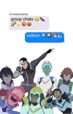 Group Chats - Voltron by -lovelysimplicity-