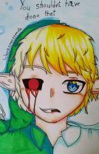 My drawings :) by I_LoveCreepypasta