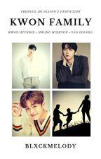 Kwon Family • Minhyunbin by blxckmelody