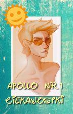 Apollo headcanos☀ by WillBratIdioty