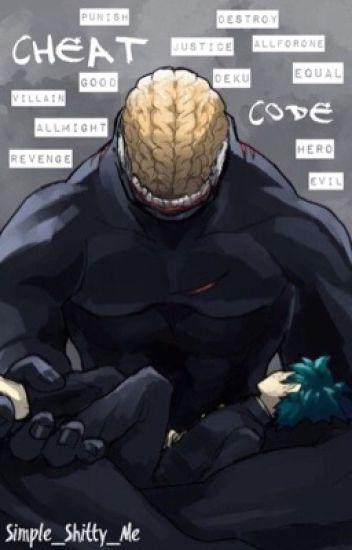 Cheat Code {Todoroki/Katsuki x villain Deku