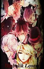 Diabolik Lovers: Little sister by Shadowlilith