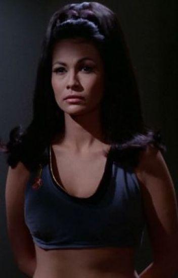The New Captain's Woman {Star Trek TOS Mirror Universe fan fiction}