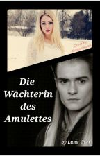 Wächterin des Amuletts by Luna_Grey