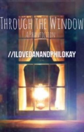 Through the Window //Phan  by pastellittleone